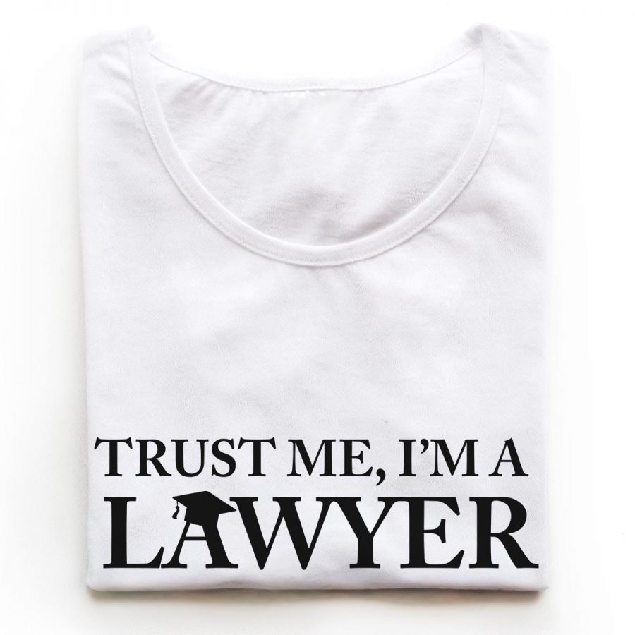 Tricouri meserii Lawyer