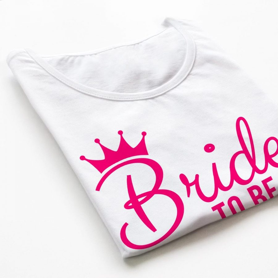 Tricouri petrecerea burlacitelor Bride to be 2