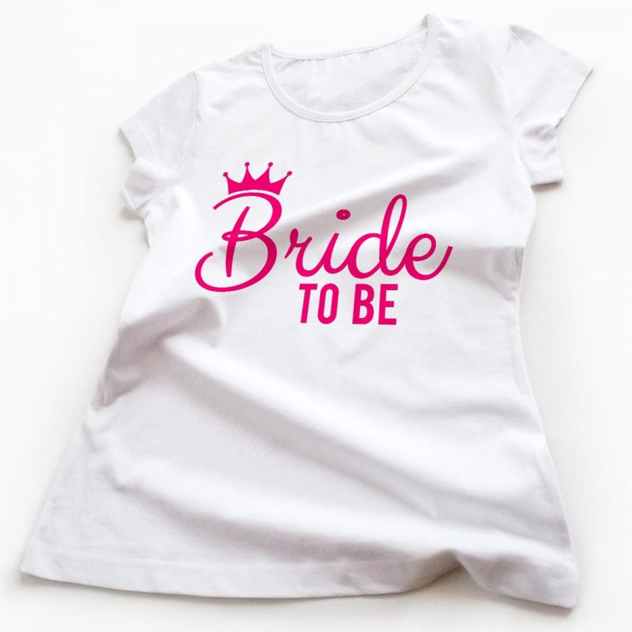 Tricouri petrecerea burlacitelor Bride to be 3