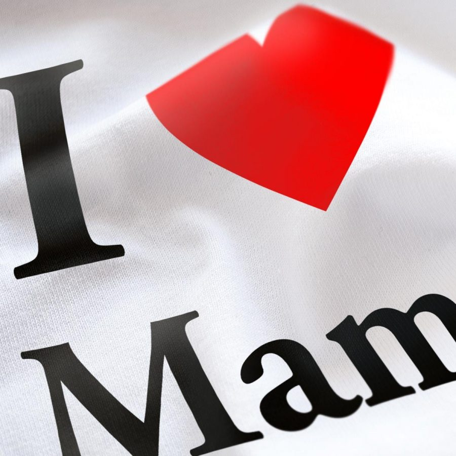 Tricouri copii I love mama 4