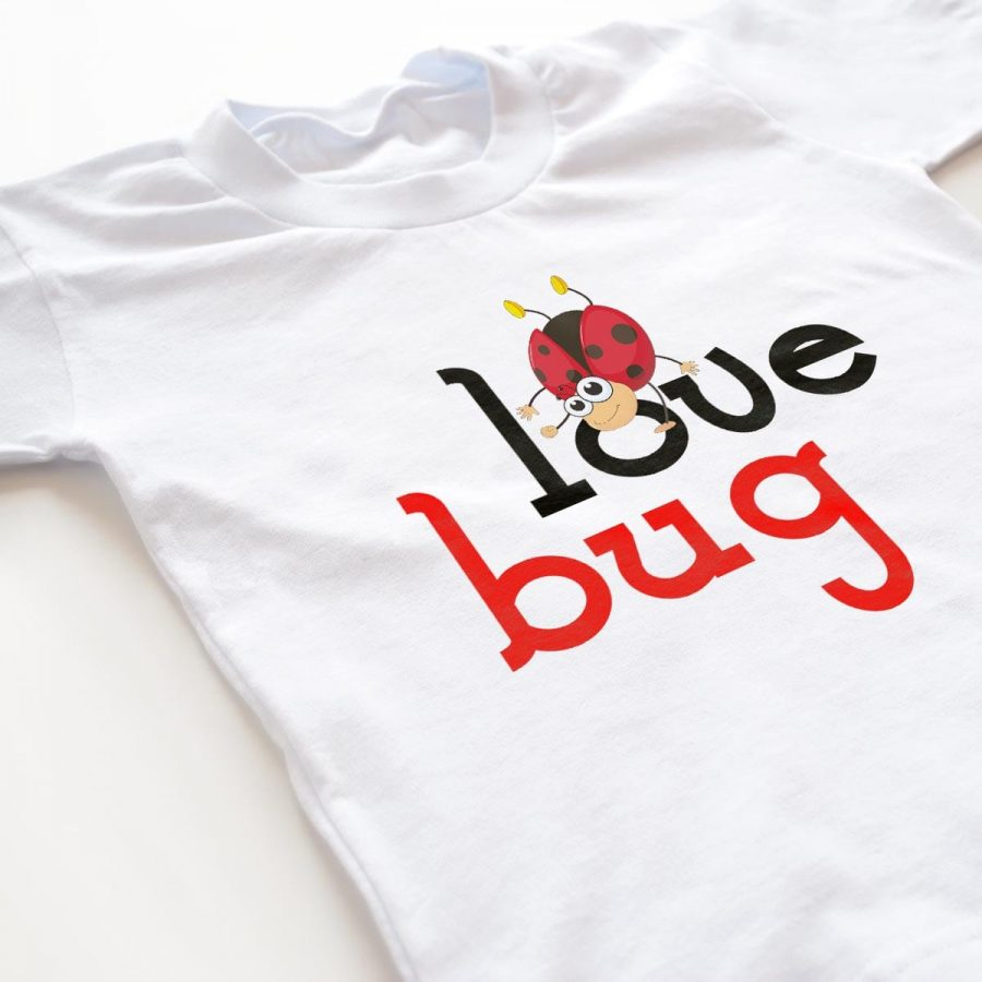 Tricouri copii Love bug 3