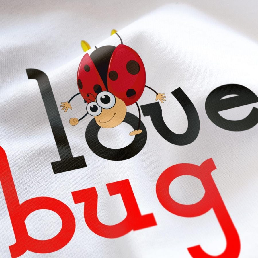 Tricouri copii Love bug 4