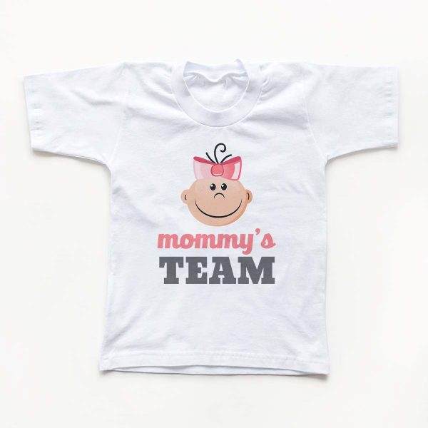 Tricouri copii - Mommy's Team1