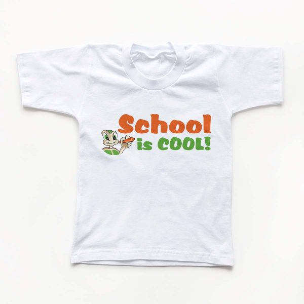Tricouri copii - School is cool 1