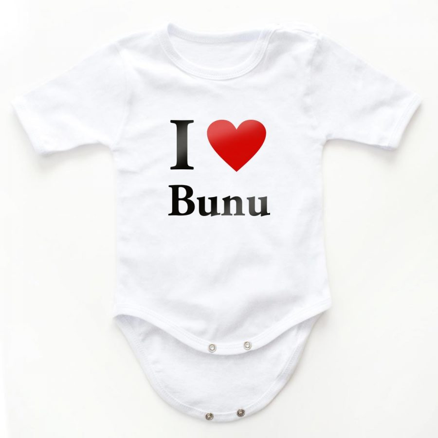 Body copii I love bunu 2