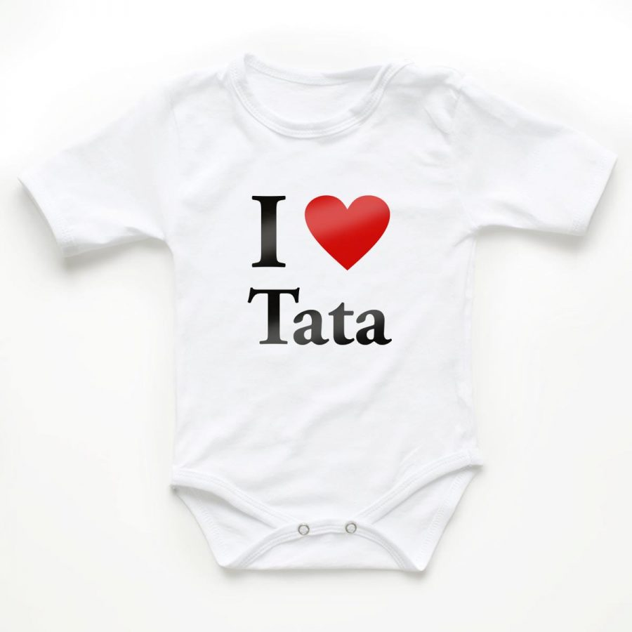 Body copii I love tata 1