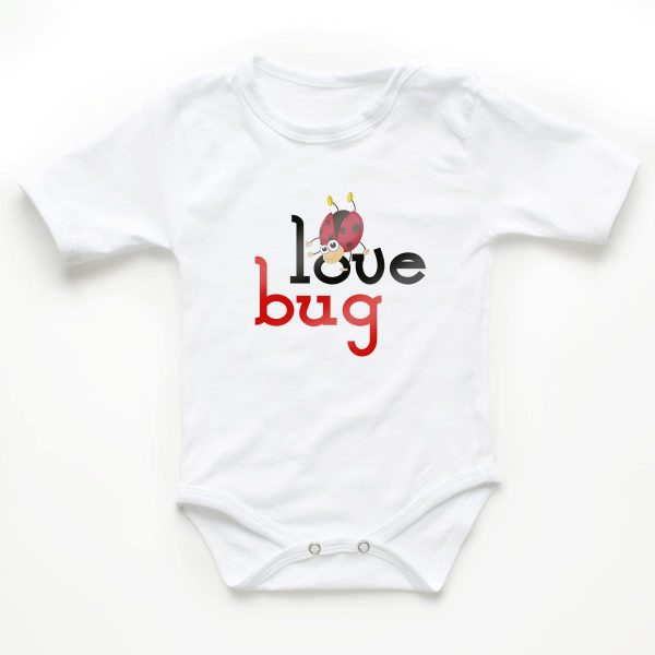 Body copii Love bug 1
