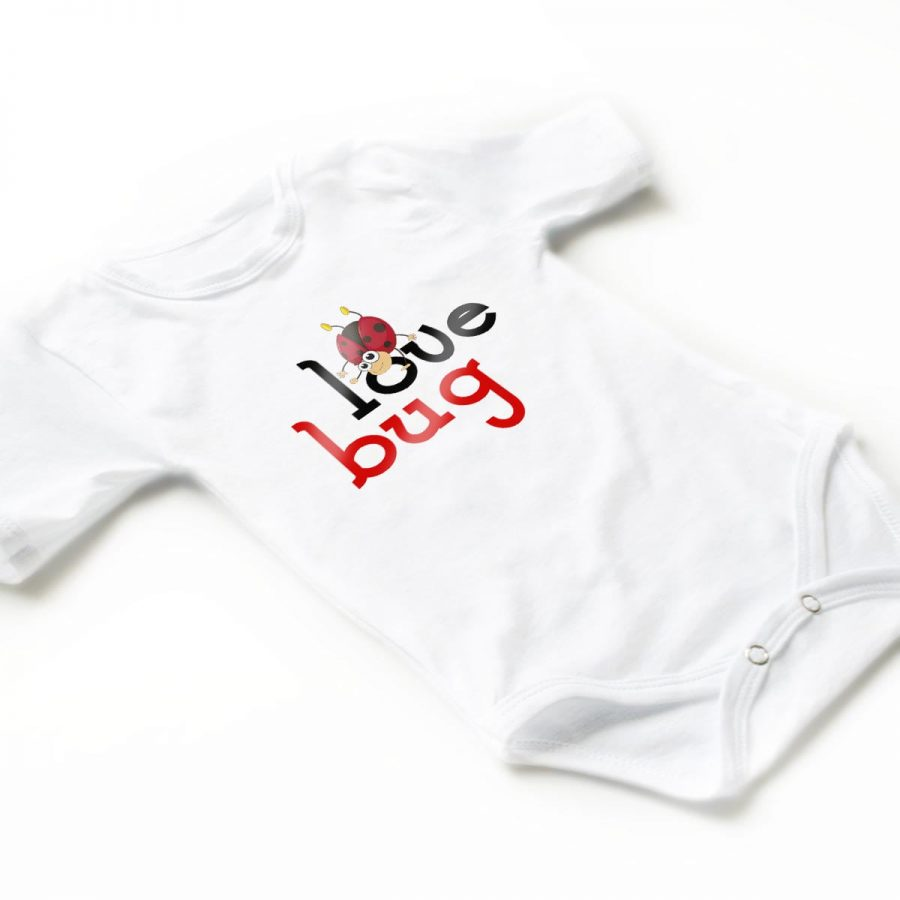 Body copii Love bug 3