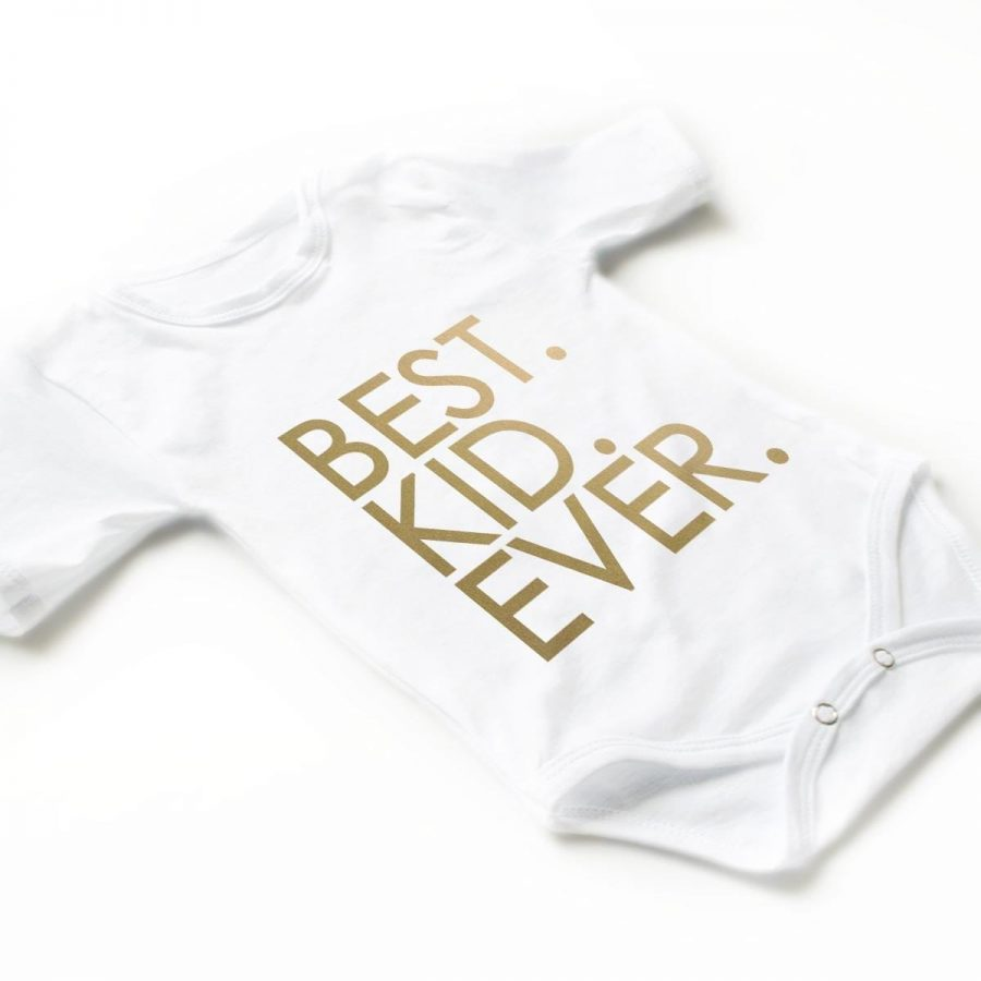 Body copii Set body BIG Trouble Gold - fetita 4