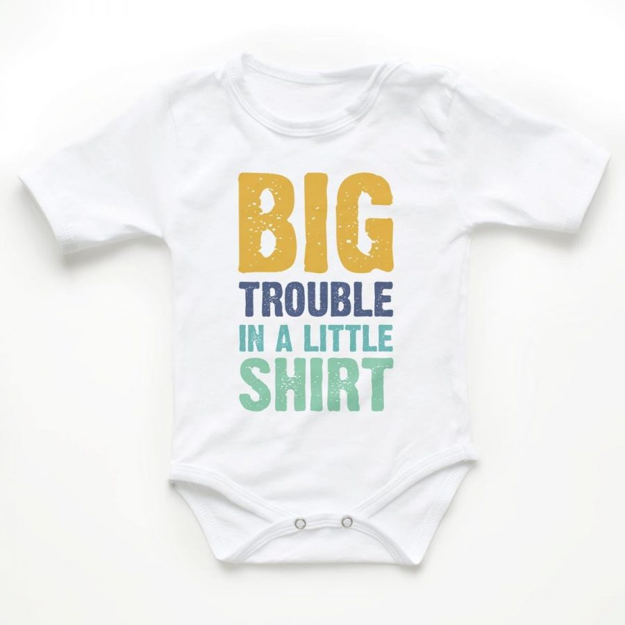 Body copii Set body BIG Trouble - baietel2