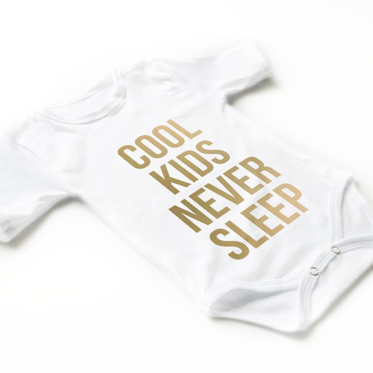 Body copii Set body Cool Kid Gold - fetita 4