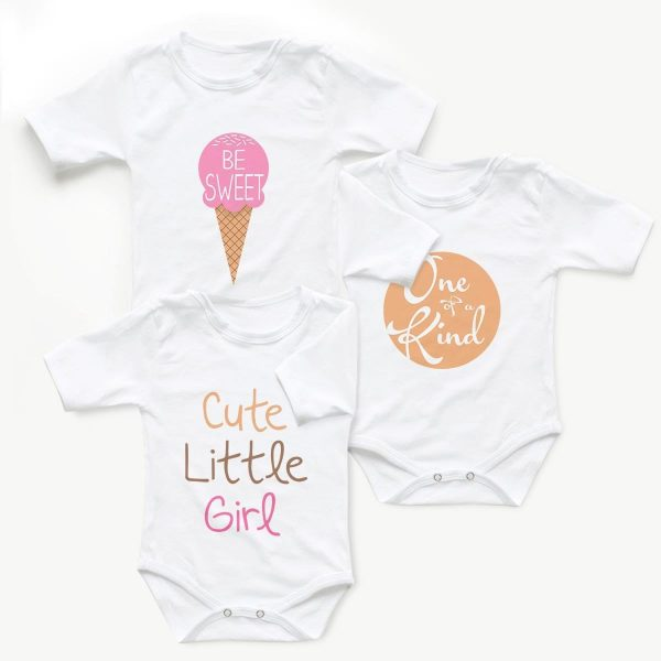 Body copii Set body So Sweet - fetita 1