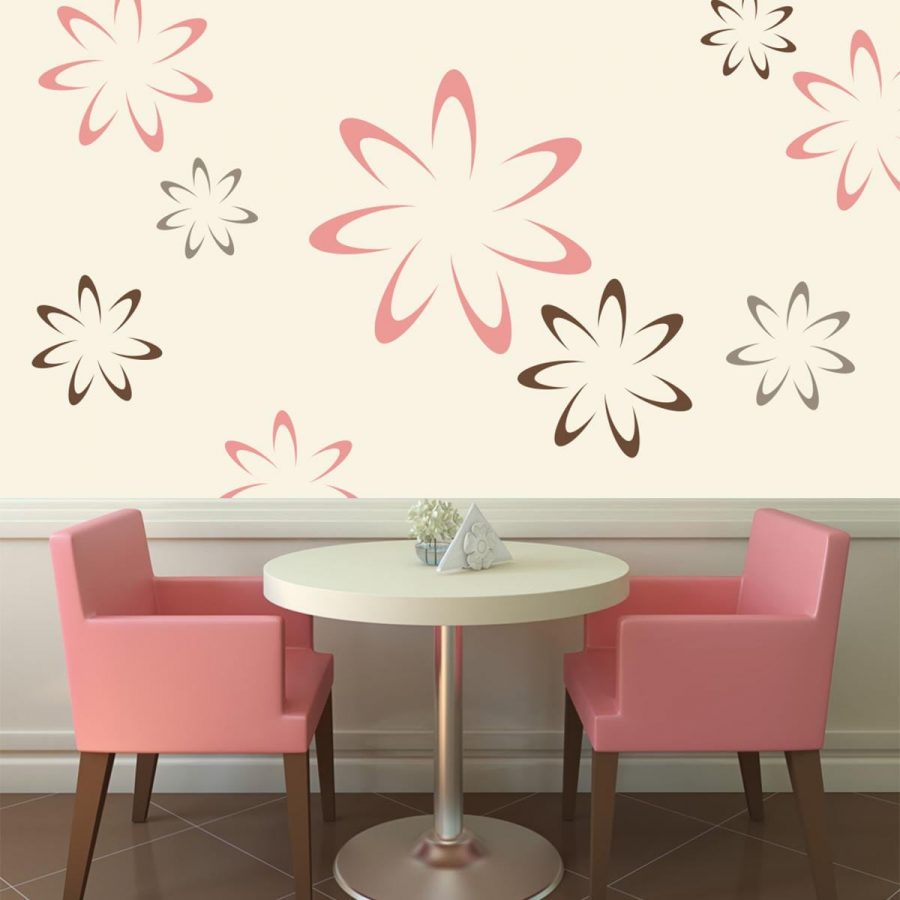 Sticker perete Decoratii 1