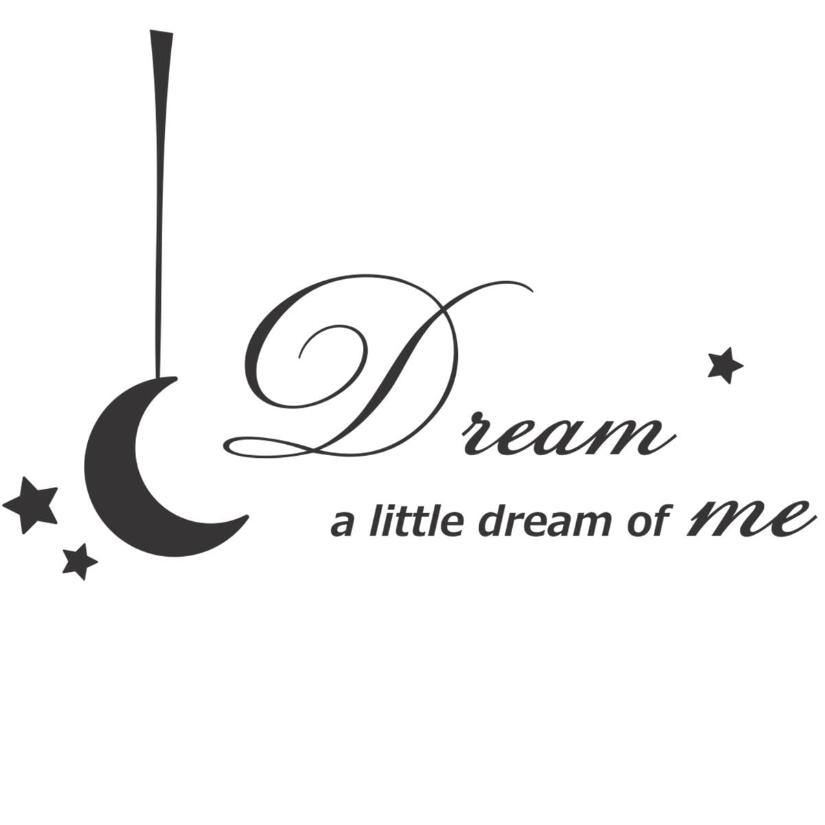 Sticker perete Little Dream 2