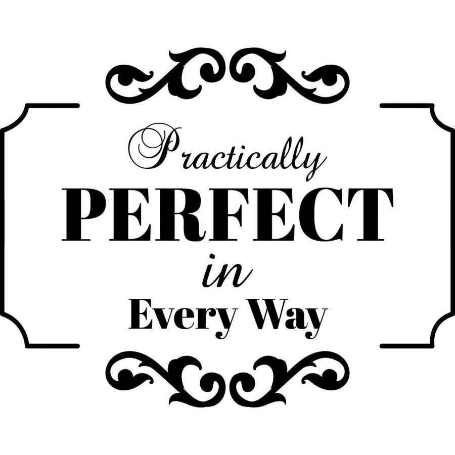 Sticker perete Perfect 2