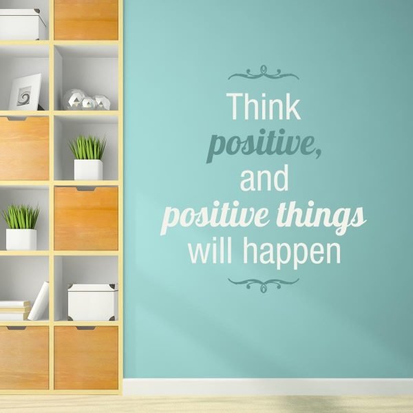 Sticker perete Positive 1