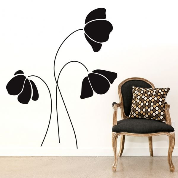 Sticker perete Simple Elegance