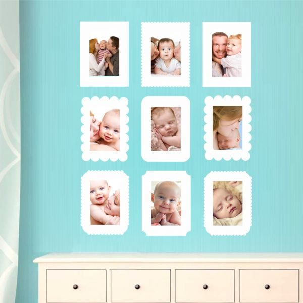 Sticker perete Memory Wall