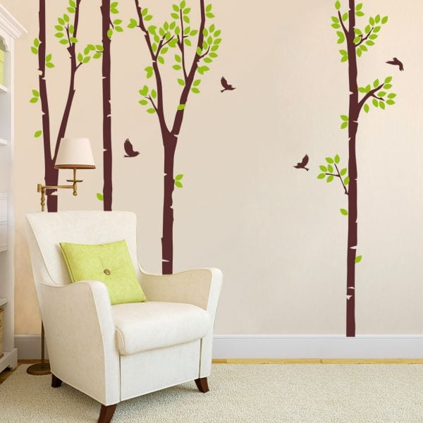 Sticker perete Nature Feel
