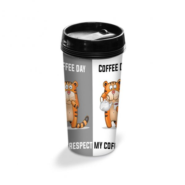 Cana termos personalizata Coffee Time 1