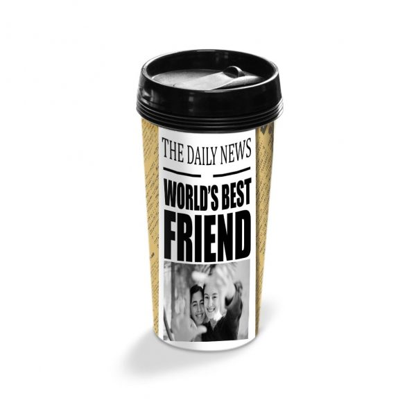 Cana termos personalizata World's Best Friend 1