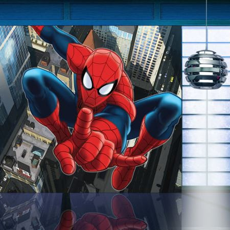 Fototapet Disney Spiderman la inaltime