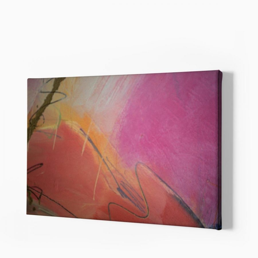 Tablou canvas Blurred Colours