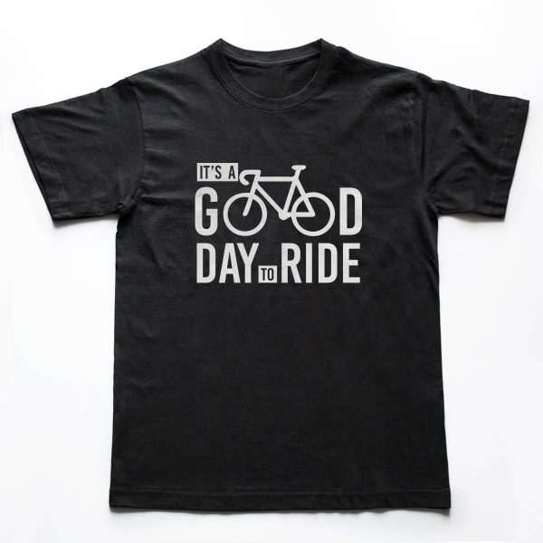 Tricou meserii Good Day to Ride 1