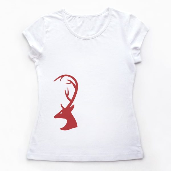 Set tricouri cuplu Deer Love