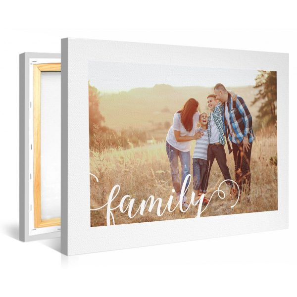 tablou personalizat canvas family