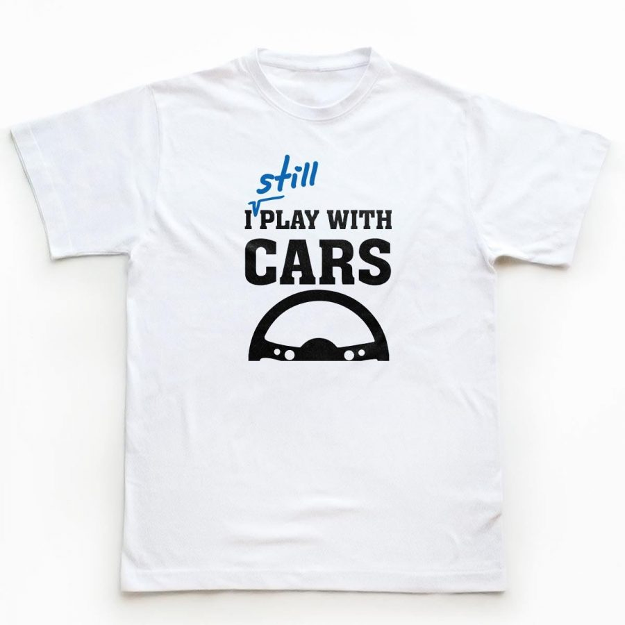 Tricouri familie Play with Cars 6