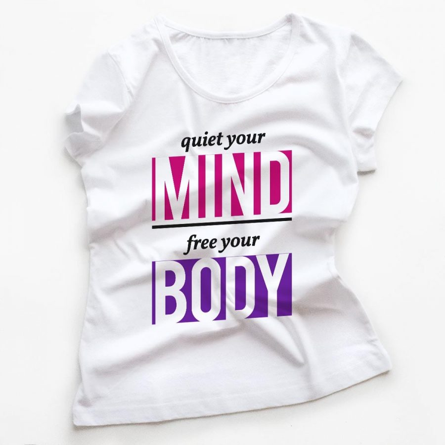 Tricouri yoga Mind & Body - 2