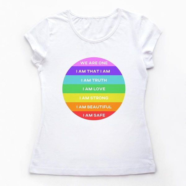 Tricouri yoga Rainbow - 1 customT.ro