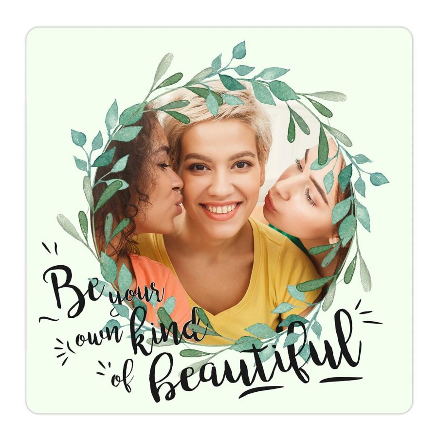 magnet de frigider Be Beautiful customT