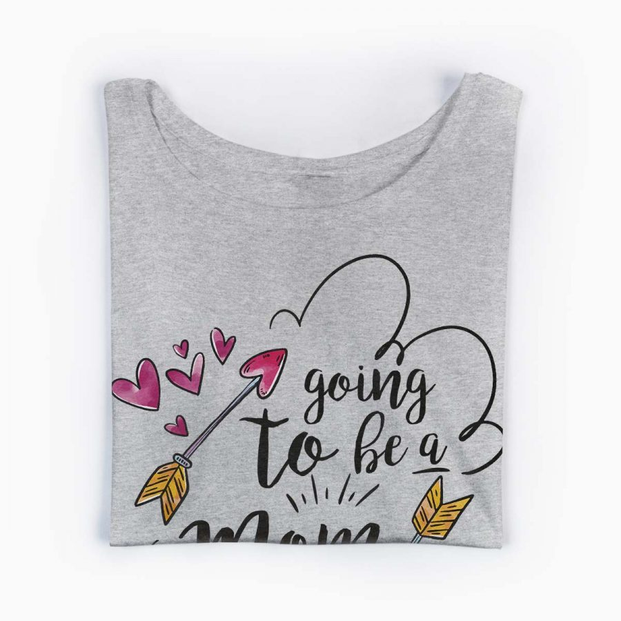 Tricou gravide Future Mom 5