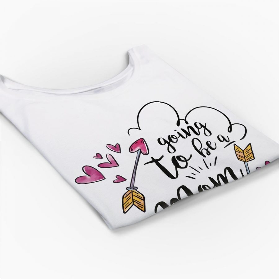 Tricou gravide Future Mom 7
