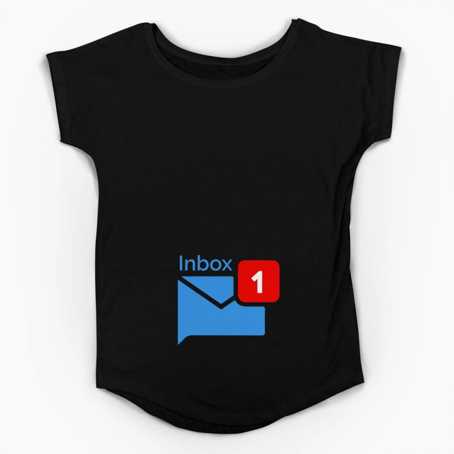Tricou gravide Inbox 3