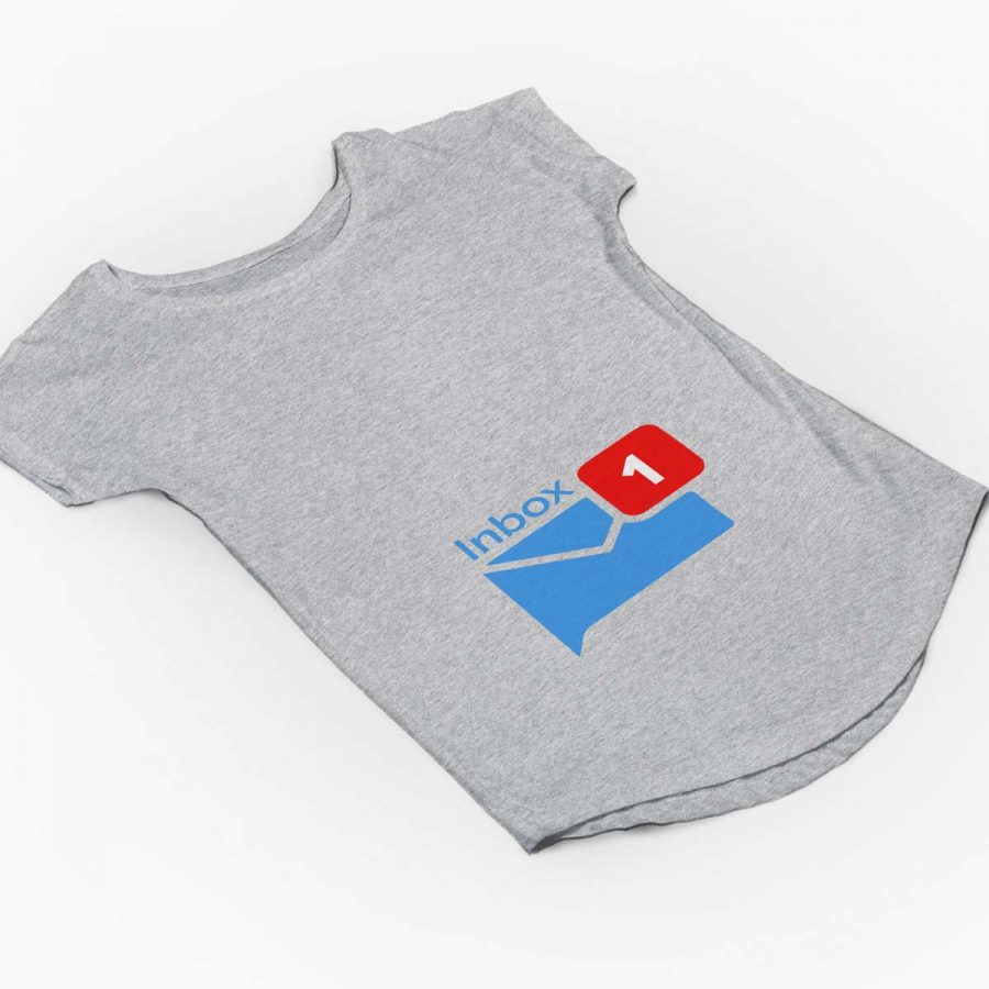 Tricou gravide Inbox 6