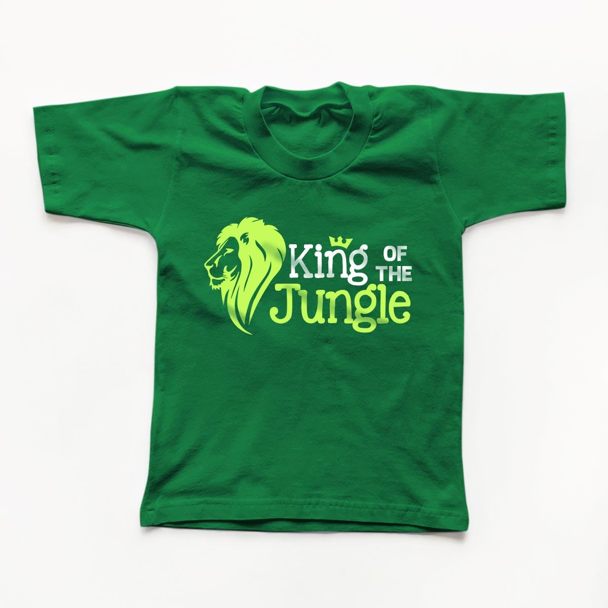 Tricouri familie King of the Jungle 5