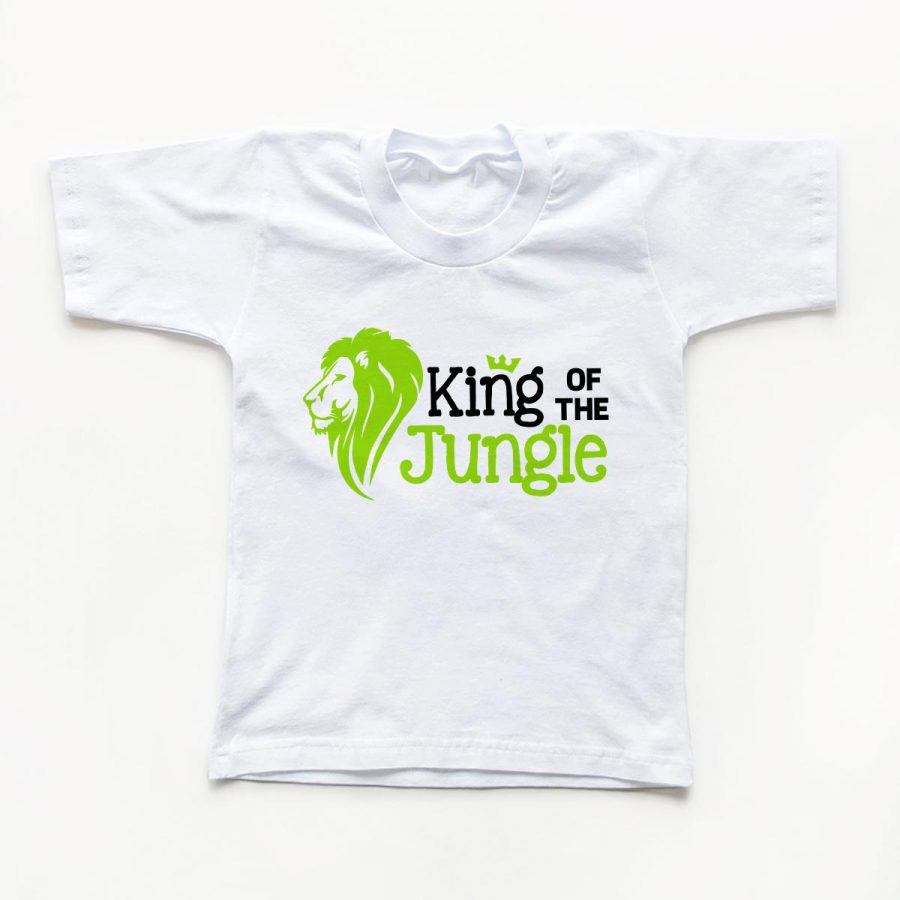 Tricouri familie King of the Jungle 6a