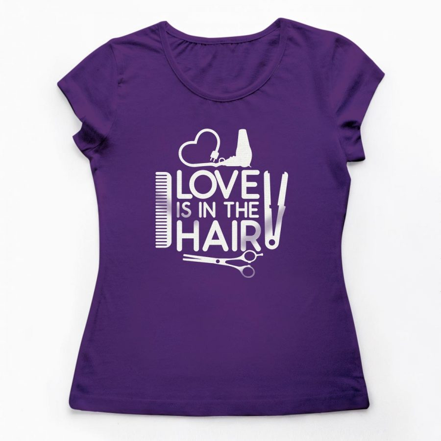 Tricouri hairstylist Love Your Hair 2