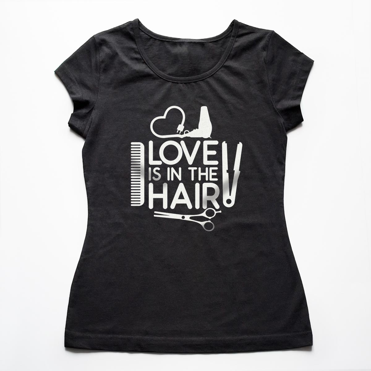 Tricouri hairstylist Love Your Hair 3