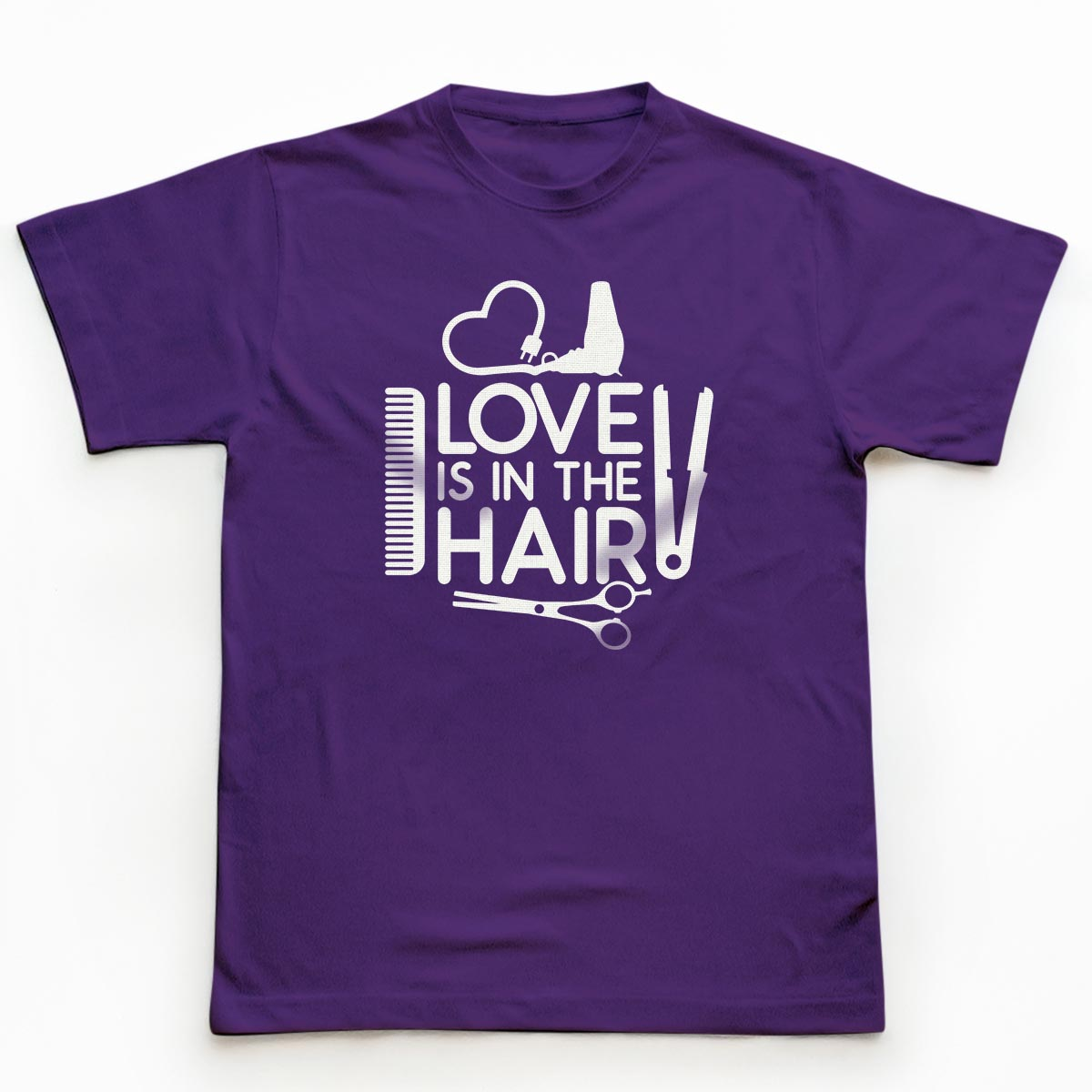Tricouri hairstylist Love Your Hair 4