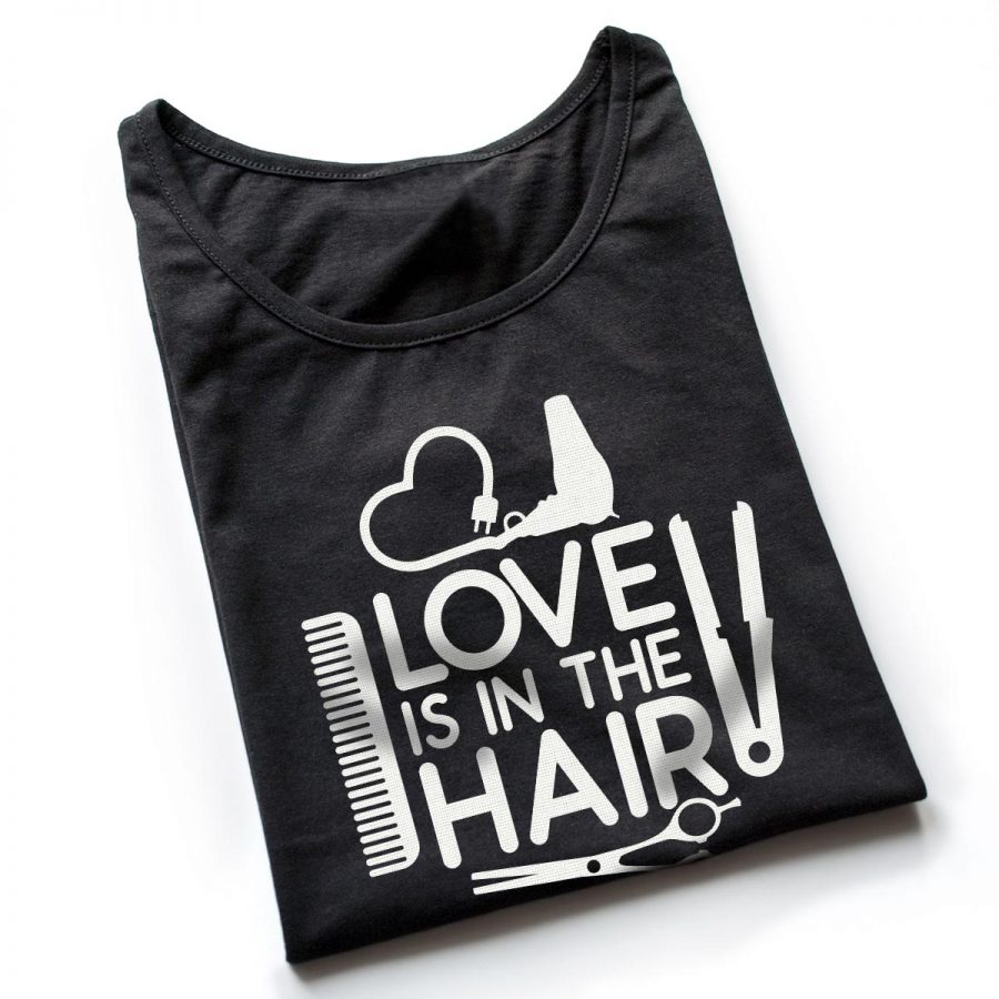 Tricouri hairstylist Love Your Hair 6