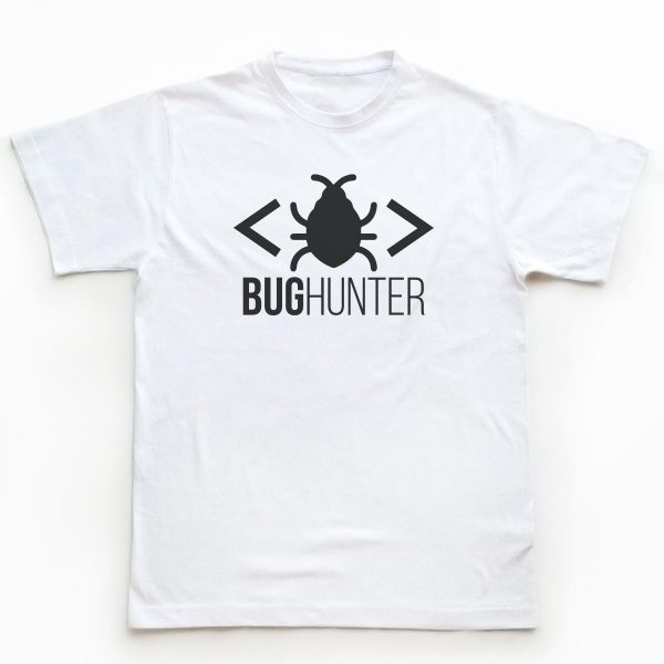 Tricou Programatori Bug Hunter 1