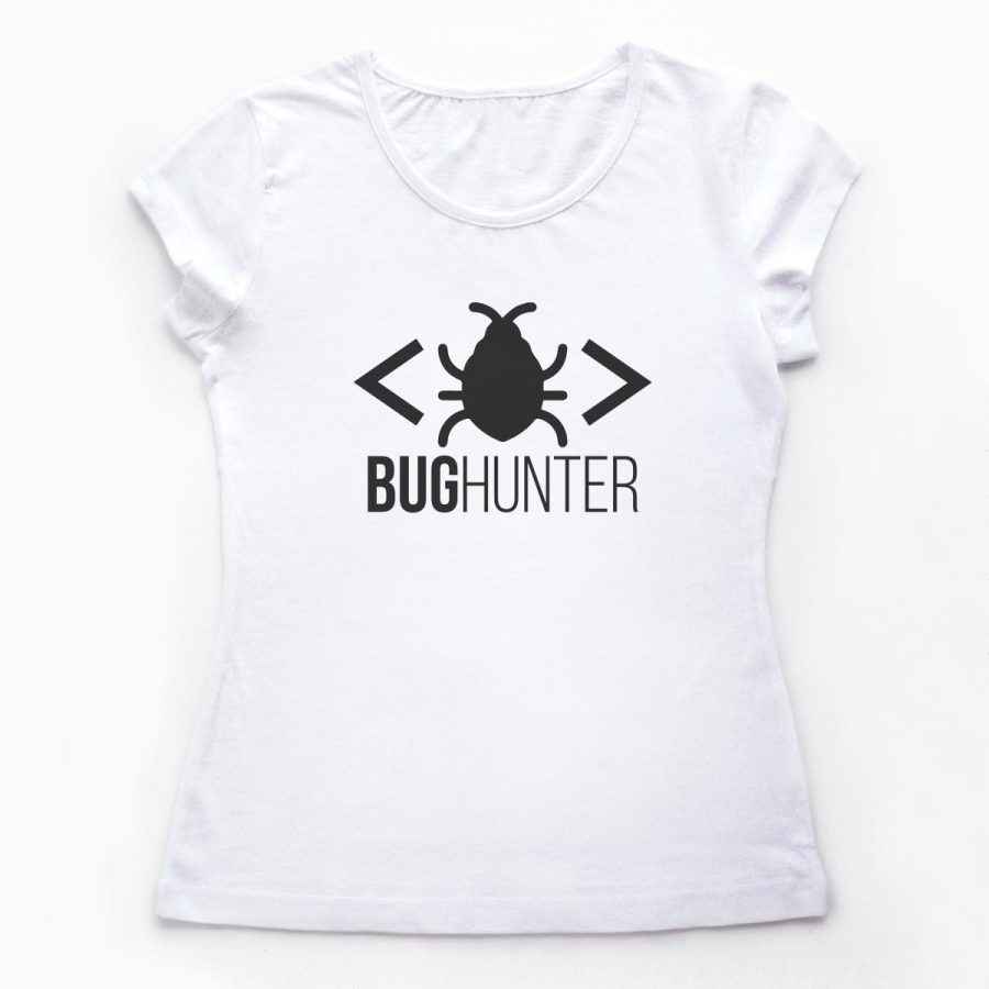 Tricou Programatori Bug Hunter 3