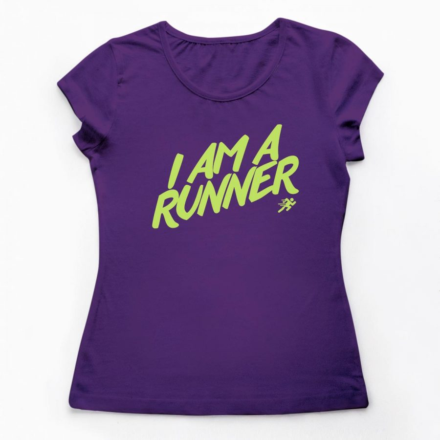 Tricouri alergatori I am a Runner 2