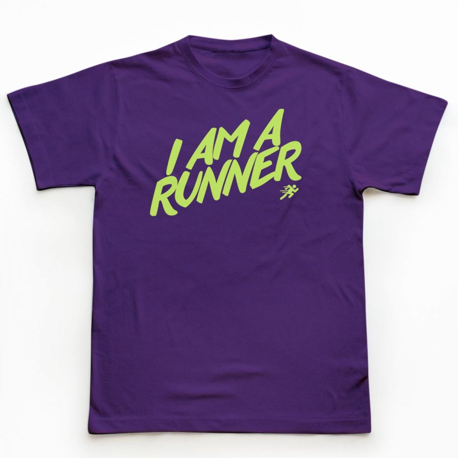 Tricouri alergatori I am a Runner 3