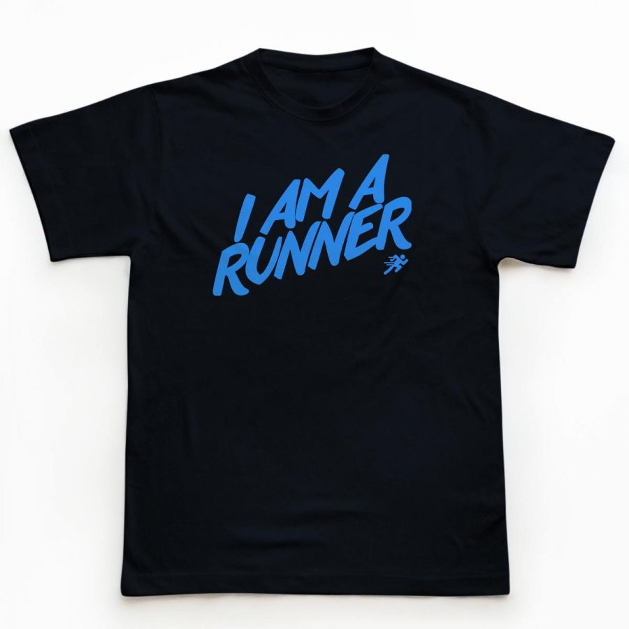 Tricouri alergatori I am a Runner 4