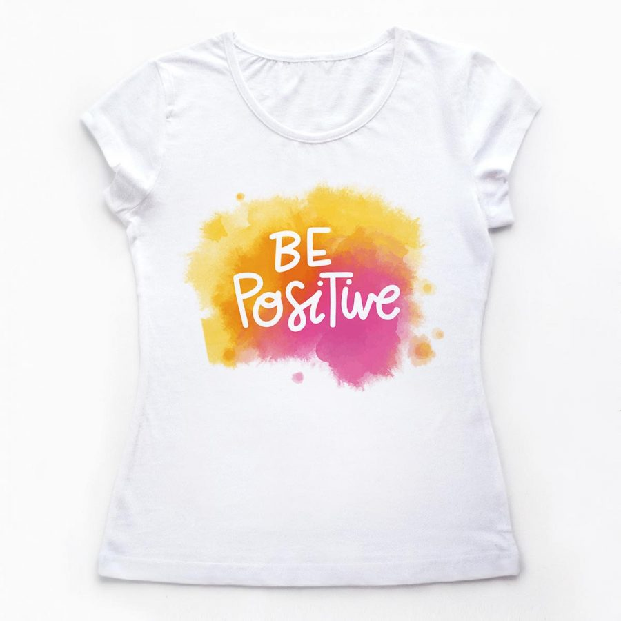 Tricouri be positive Pozitivism Cuplu 3